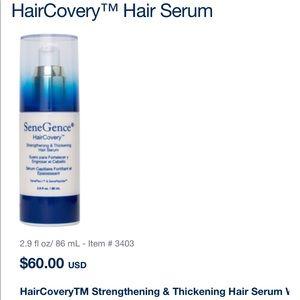 SeneGence HairCovery BRAND NEW & SEALED